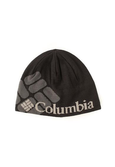 Columbia Caciula unisex cu imprimeu logo si Omni-Heat Femei