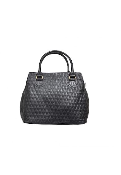 Pellearts Кожена чанта с капитониран дизайн Жени