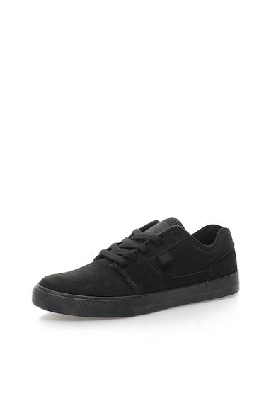 DC Tonik Sneakers Cipő Nyersbőr Szegélyekkel férfi