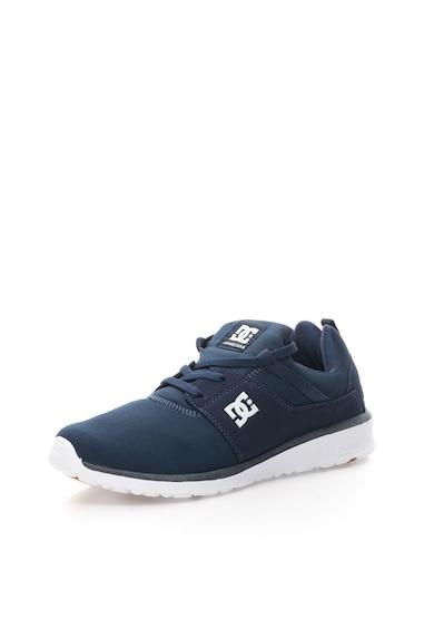 DC Pantofi sport cu insertii de plasa Heathrow Barbati
