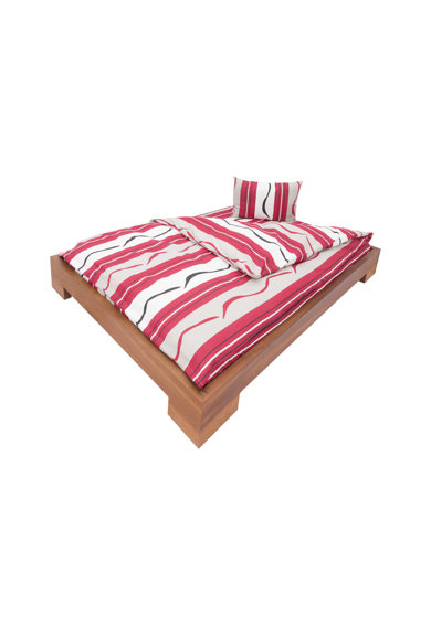 Kaufmann Lenjerie de pat pentru 2 persoane Pink Dreams  bumbac Femei