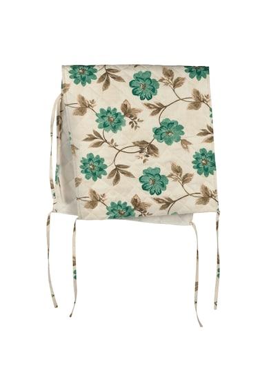 Heinner Home Калъф за стол  Памук, 47x100 см, Сини цветя Жени