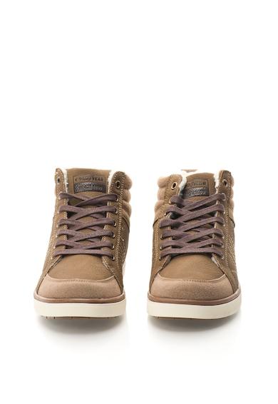 Goodyear Спортни обувки в камел с подплата от еко пух Мъже