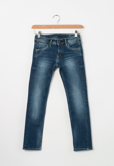 Pepe Jeans London Jeansi regular fit albastri Cashed  Baieti