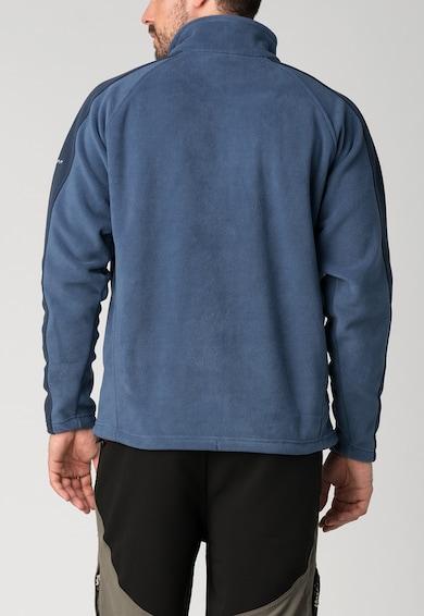 Trespass Bluza sport din fleece cu fermoar Acres Barbati