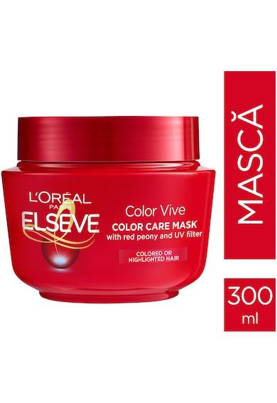L'Oreal Paris Masca de par  Elseve Color Vive pentru par vopsit, 300 ml Femei