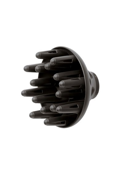 Rowenta Сешоар  Compact Pro , Йонизираща функция, 2200 W, 2 Скорости, 3 Степени на температура, Концентратор, Дифузер, Черен/Кремав Жени
