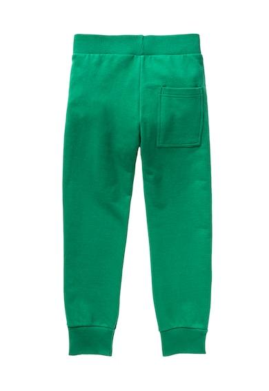 United Colors of Benetton Pantaloni sport cu buzunar aplicat pe partea din spate Baieti