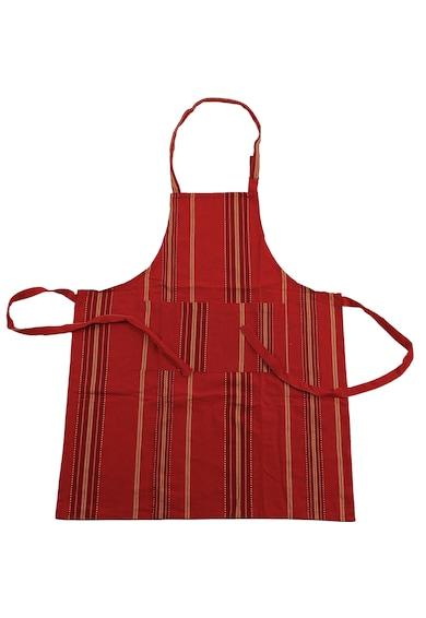 Heinner Home Кухненски комплект  100% памук, 3 части, Червен Мъже