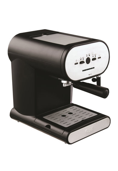 Heinner Espressor manual  Soft Cream , 1050W, 15 bar, 1l, Negru Femei