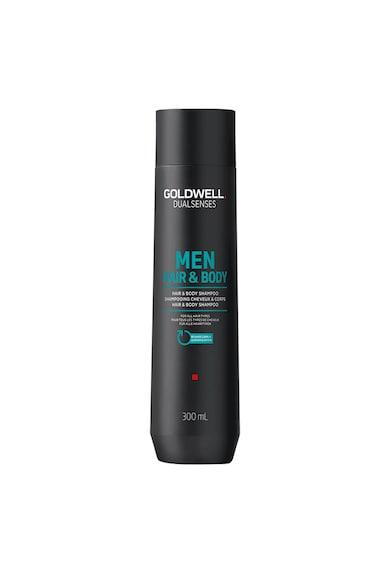 Goldwell DS Men Hair & Body Shampoo 300ml Barbati