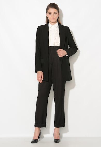 Zee Lane Collection Черно сако без закопчаване Жени