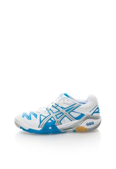 Asics Gel Progressive Fehér & Kék Sportcipő női