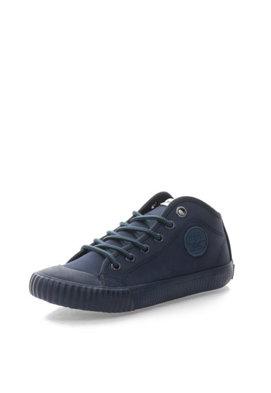Pepe Jeans London Tenisi mid-high bleumarin Industy Water Fete