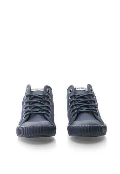 Pepe Jeans London Детски тъмносини спортни обувки Момичета