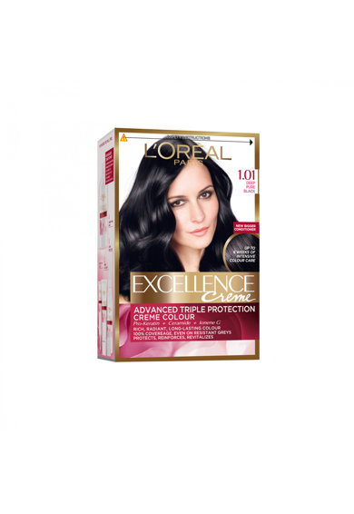 L'Oreal Paris Vopsea de par permanenta cu amoniac  Excellence Femei