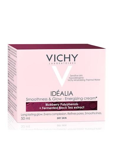 Vichy Енергизиращ крем за лице  Idealia с озаряващ ефект, Суха кожа, 50 мл Жени