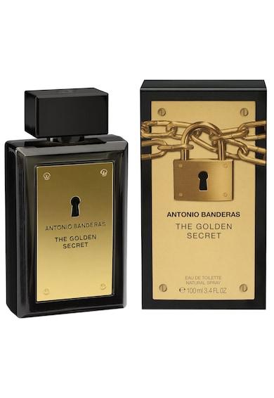 Antonio Banderas Apa de Toaleta  Golden Secret, Barbat Barbati
