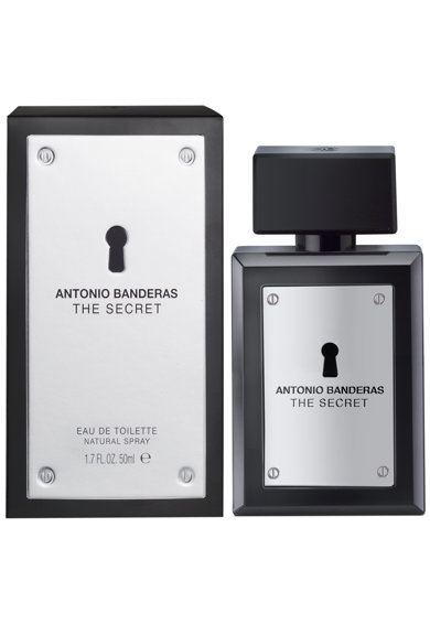 Antonio Banderas Apa de Toaleta  Secret For Men, Barbati Barbati