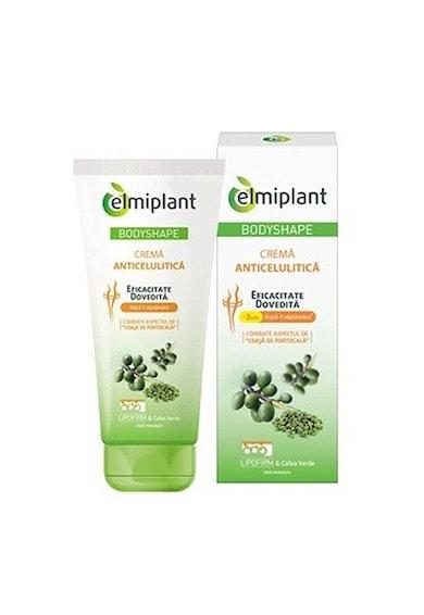 Elmiplant Crema Anticelulitica  Bodyshape, 200 ml Femei