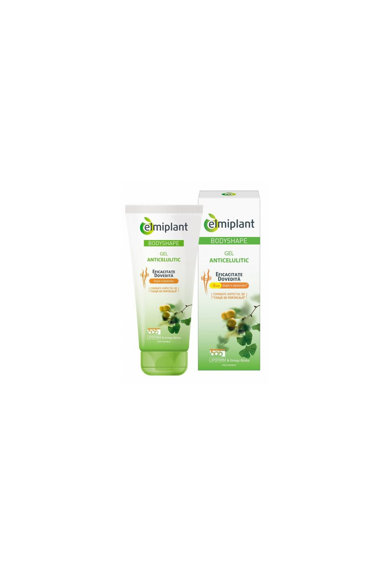 Elmiplant Gel Anticelulitic  Bodyshape, 200 ml Femei