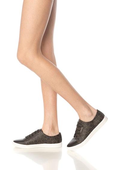 Calvin Klein Tenisi maro cu model logo Hamilton Femei