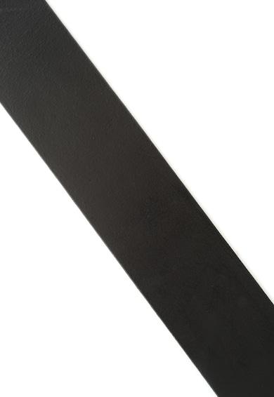 Levi's Мъжки черен кожен колан Мъже