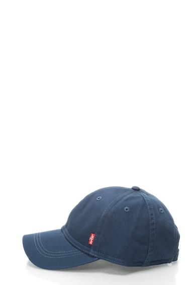 Levi's Sapca ajustabila bleumarin cu logo Barbati