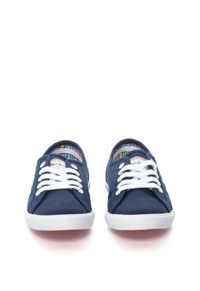 Pepe Jeans London Tenisi cu logo lateral Aberlady Femei