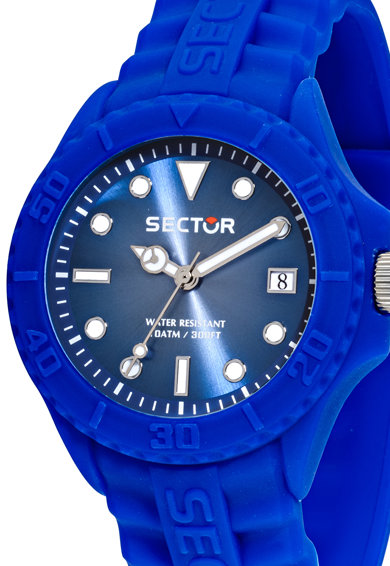 Sub Touch Kék Szilikon Karóra - Sector (R3251580013) ea342b769f