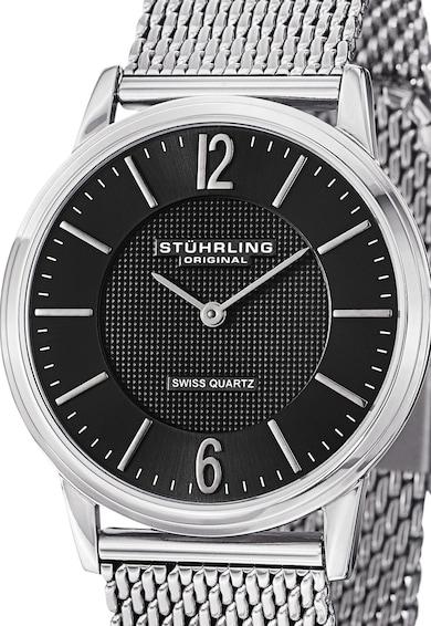 Stuhrling Часовник с мрежеста верижка Мъже