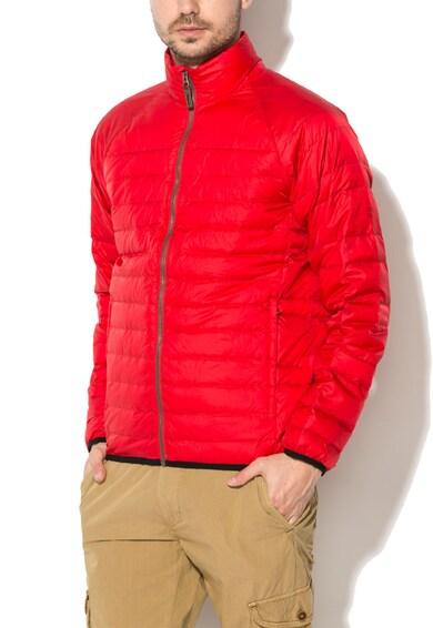 Timberland Капитонирано пухено яке в червено Мъже
