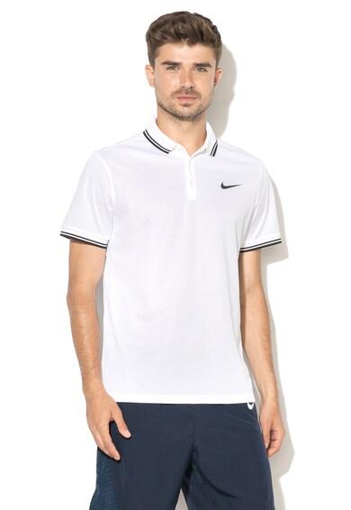 Nike Dri-Fit galléros teniszpóló férfi