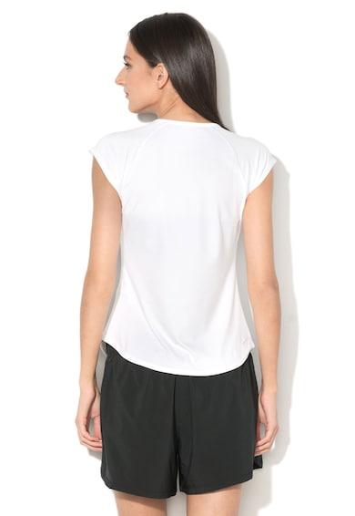 Nike Tricou cu decolteu in V, pentru tenis Dri-Fit Femei