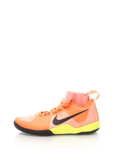 Nike Pantofi sport cu banda velcro infasurabila Flare Femei