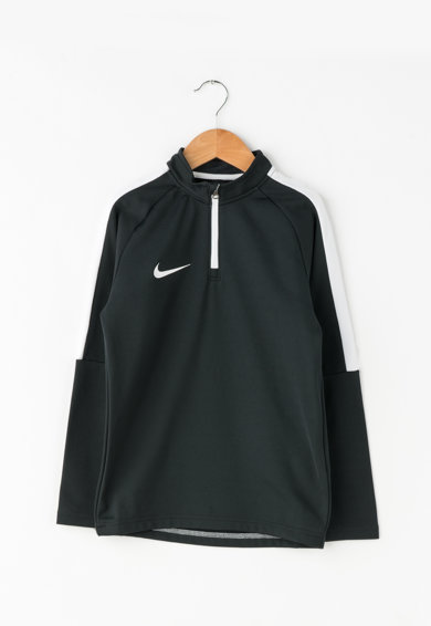 Nike Bluza sport cu detalii contrastante Dri-Fit Fete