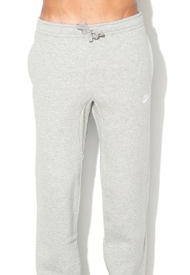Nike Pantaloni sport regular fit cu captuseala de fleece si snur pentru ajustare Barbati