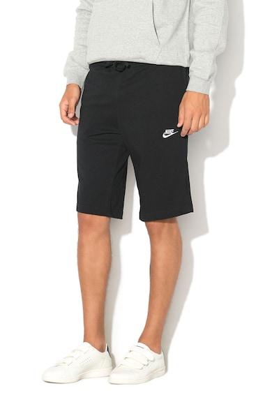Nike Bermude sport cu logo brodat A Barbati