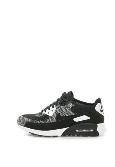 Air Max 90 Ultra 2.0 Flyknit Sneakers Cipő - Nike (881109-002) 22b8dad1bf