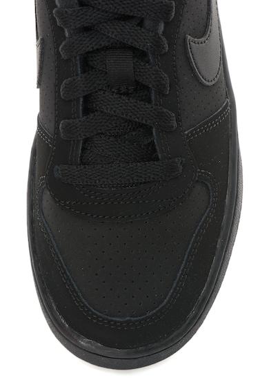 Nike Court Borough Sneakers Cipő Bőrbetétekkel Fiú
