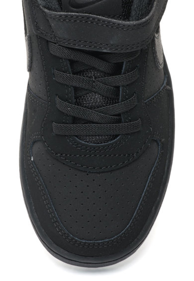 Nike Спортни обувки Court Borough с кожени детайли Момчета