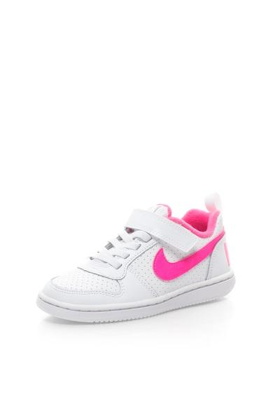 Nike COURT BOROUGH tépőzáras sportcipő Lány