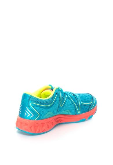 Asics Спортни обувки за бягане NOOSA GS с мрежа Момичета
