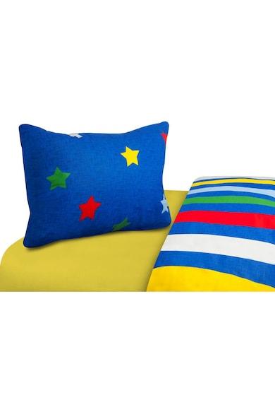 Heinner Home egyszemélyes ágyneműhuzat, pamut, Csillag mintás, 2 részes férfi