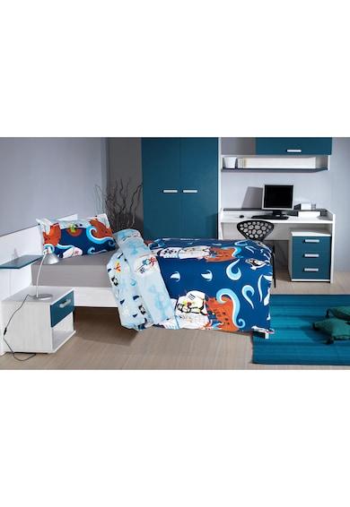 Heinner Home Lenjerie de pat cu model cu pirati - 2 piese, Multicolor Fete
