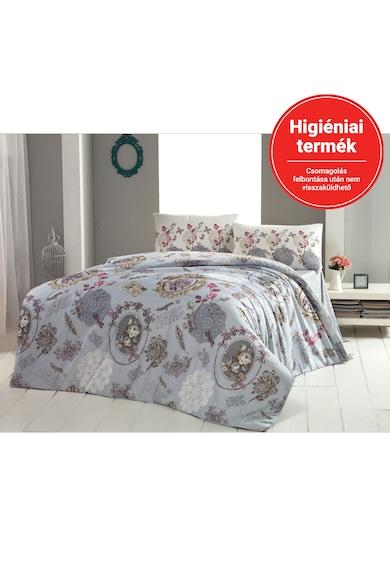 Home Still Lenjerie de pat pentru doua persoane Cottone Nelina Mavi  bumbac Femei