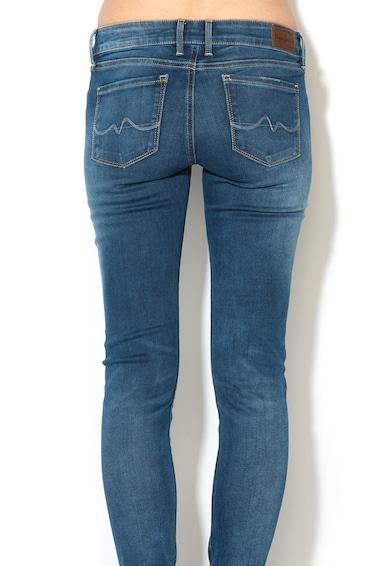 Pepe Jeans London Сини прилепнали дънки Жени