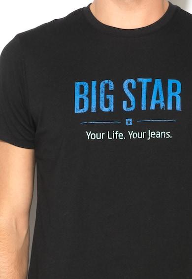 Big Star Тениска Bruno с надпис Мъже