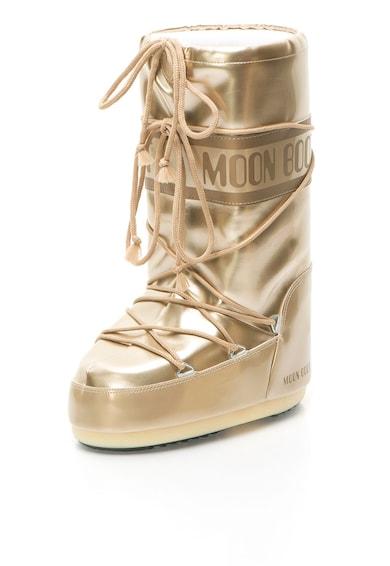 Moon Boot Apreschiuri aurii Femei