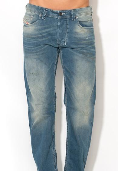 Diesel Сини прави дънки със стандартна кройка Мъже